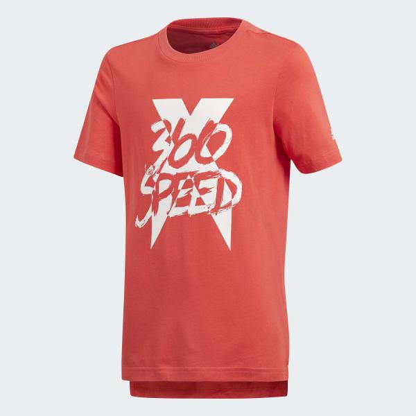 Football X T-Shirt rot CF6957