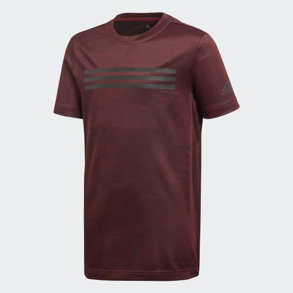 Camiseta Training Brand Rojo DJ1156