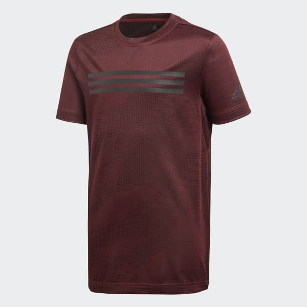 T-shirt Training Brand rouge DJ1156