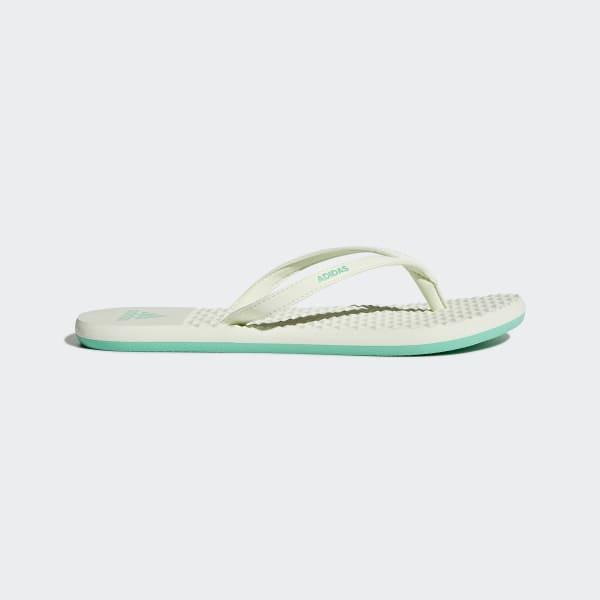 Eezay Soft Thong Sandals White CG3561