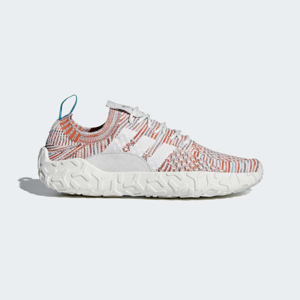 F/22 Primeknit Shoes Orange AH2172