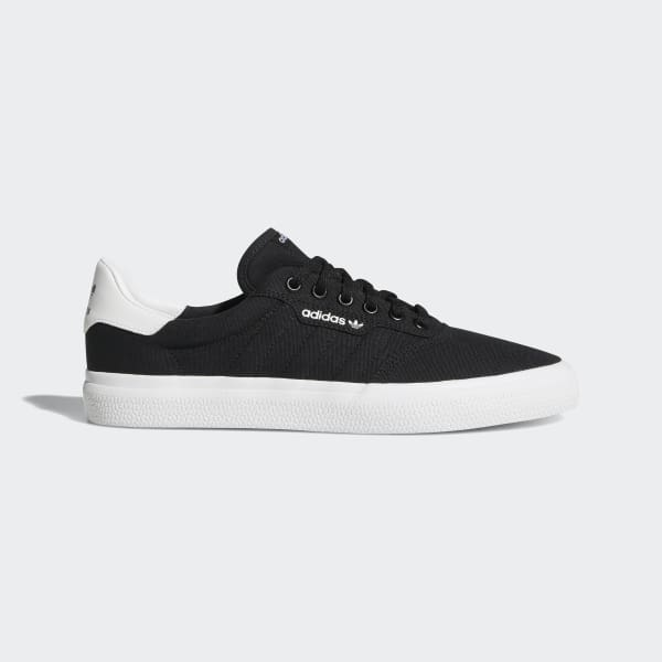 3MC Vulc Shoes Black B22706