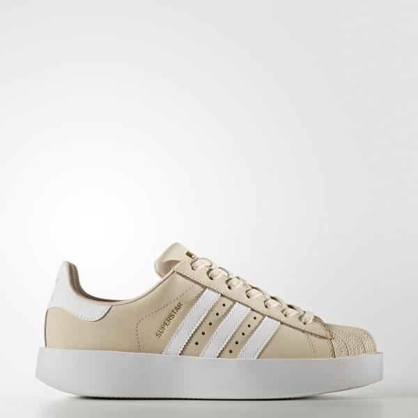 Superstar Bold Shoes Beige CG2886