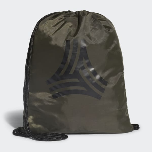 Football Street Gym Bag Green CY5627