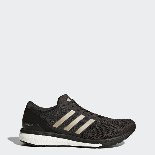 adizero Boston 6 Schuh schwarz BA8147