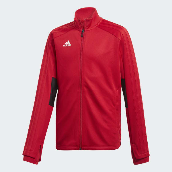 Condivo 18 Training Jacket Red ED5917