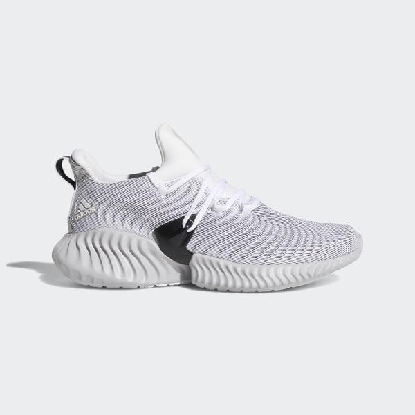 Alphabounce Instinct Shoes White CG5590