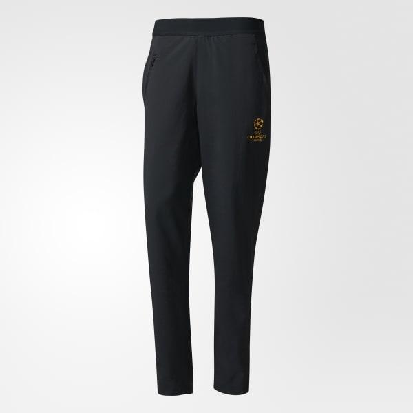 Juventus UCL Presentation Pants Black AP5773