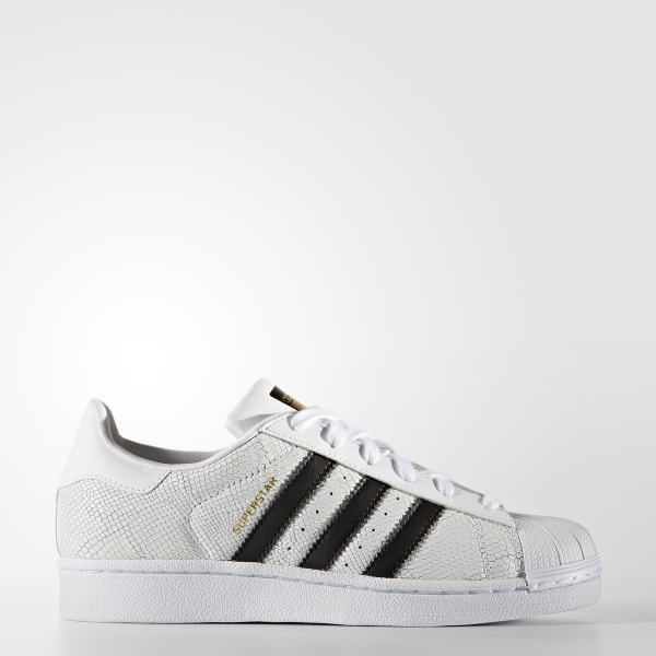 Superstar Reptile Shoes White S76996