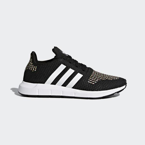 Swift Run Shoes Black CQ2025