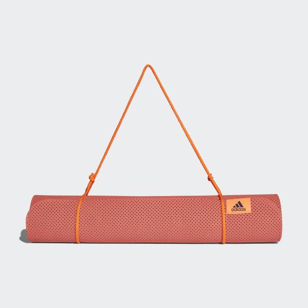 Yogamatte orange CD6291