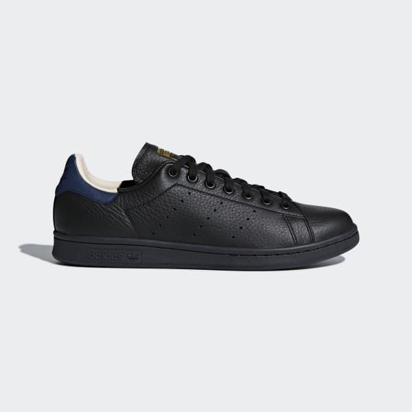Stan Smith Schuh schwarz CQ2203