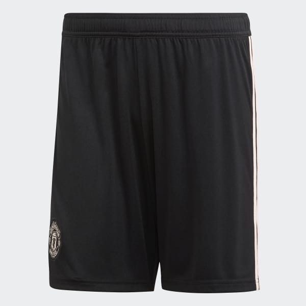 Manchester United Away Shorts Black CG0039