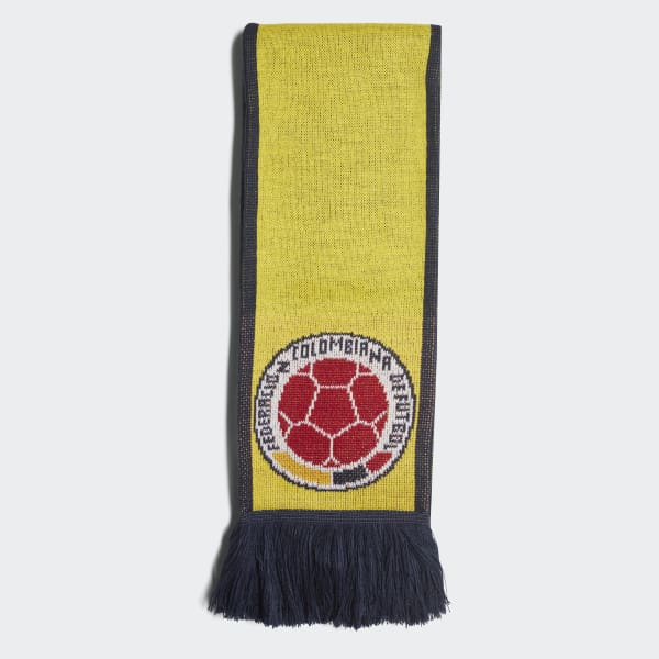 Colombia Home Scarf Yellow CF5205