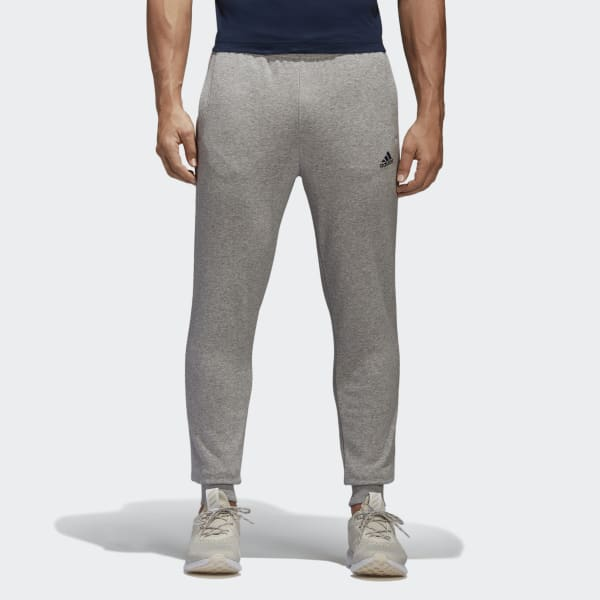 Essentials French Terry Pants Grey BK7442