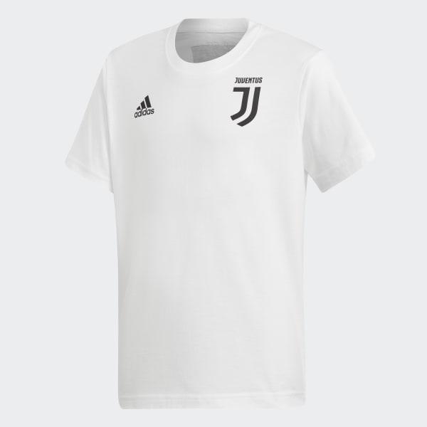 Juventus Turin Graphic T-Shirt White FI2370