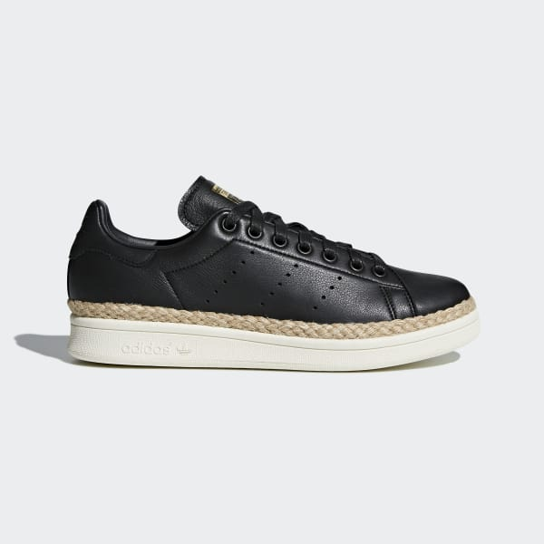 Chaussure Stan Smith New Bold noir DA9536