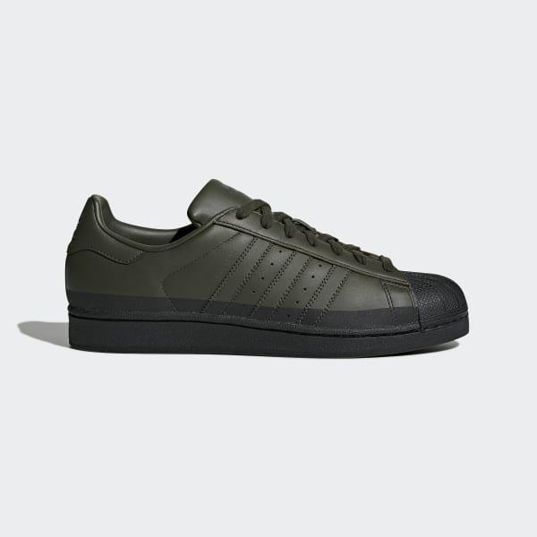 Superstar Schoenen zwart CM8076