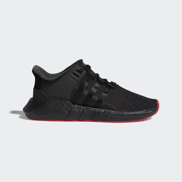 Zapatilla EQT Support 93/17 Negro CQ2394