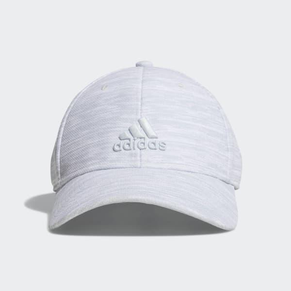 Rucker Plus Stretch Fit Hat White CJ0513