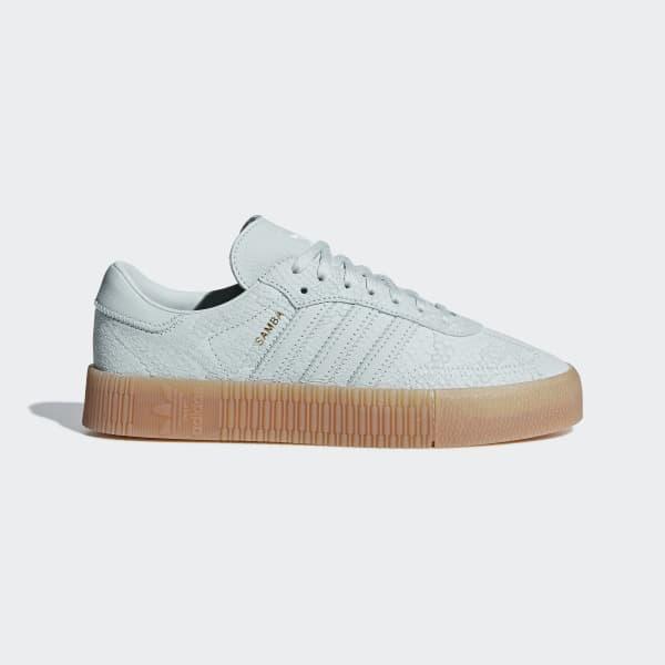 SAMBAROSE Shoes Green B28166