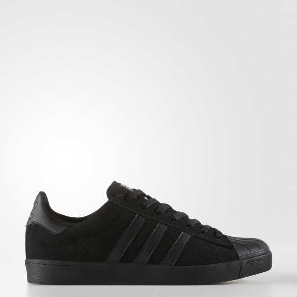 Superstar Vulc ADV Shoes Black BY3939
