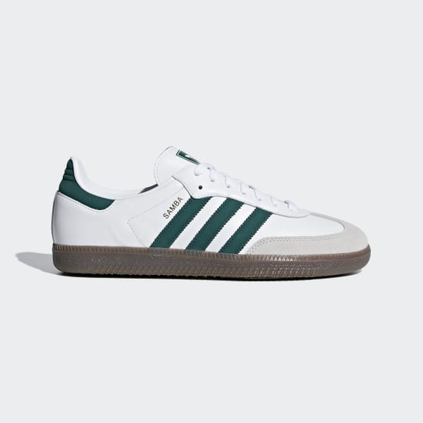 Samba OG Schoenen wit B75680