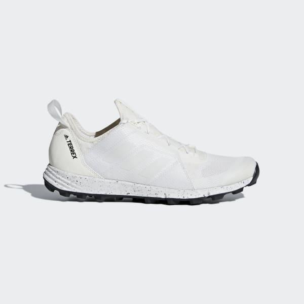 Chaussure Terrex Agravic Speed blanc CQ1765
