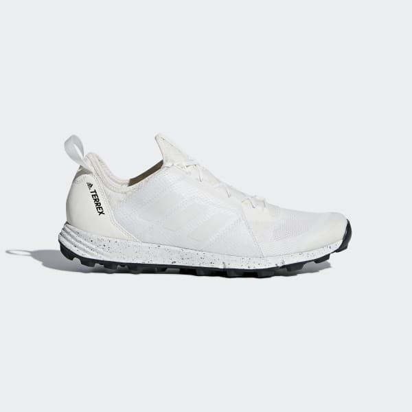 Zapatilla adidas TERREX Agravic Speed Blanco CQ1765