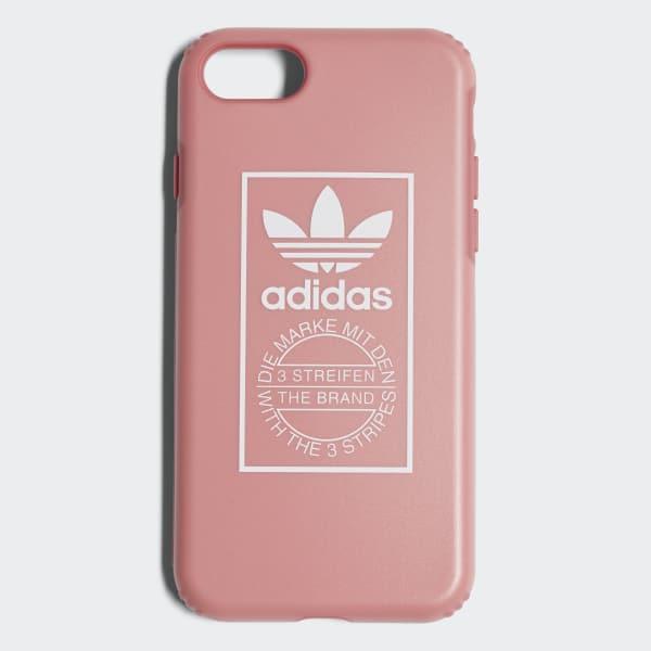 Hard Cover Case iPhone 7 Pink CJ6204