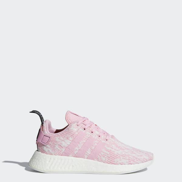NMD_R2 Schuh rosa BY9315