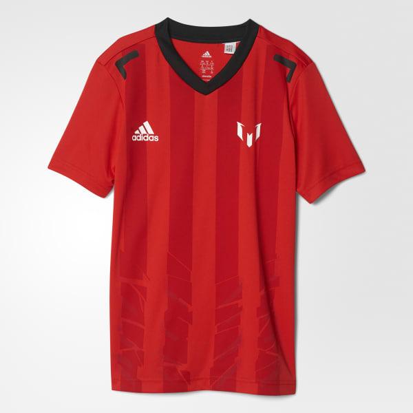 Messi Icon T-Shirt rot BK6146