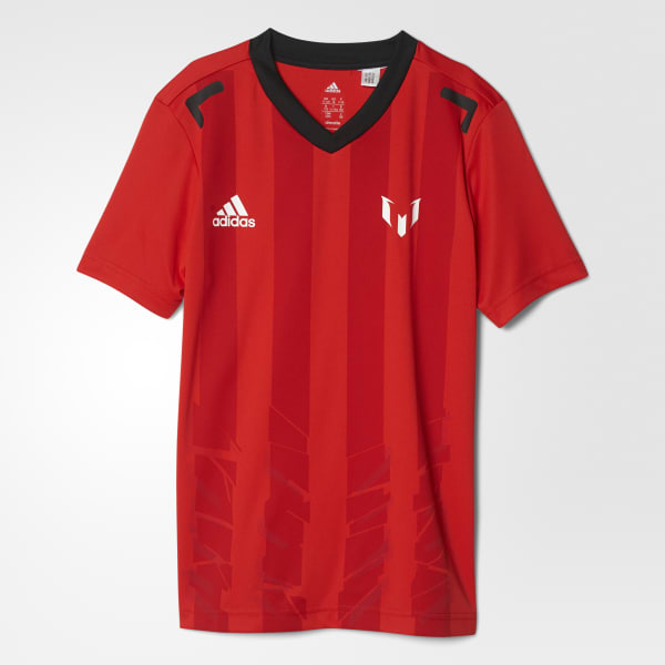 Messi Icon Tee Red BK6146