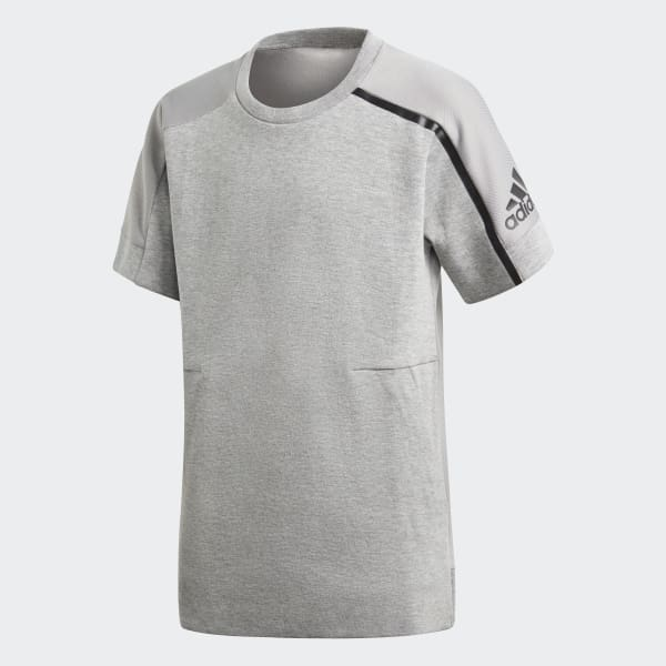 T-shirt adidas Z.N.E. Grigio CF6473