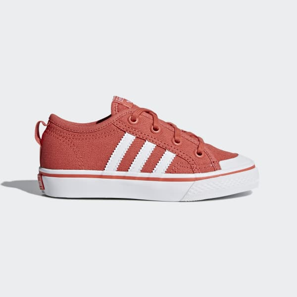 Nizza Shoes Red CQ2257