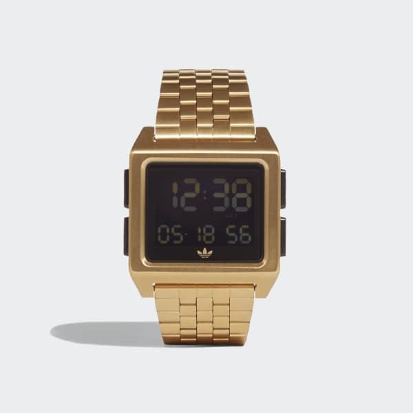 ARCHIVE_M1 Horloge goud CJ6308