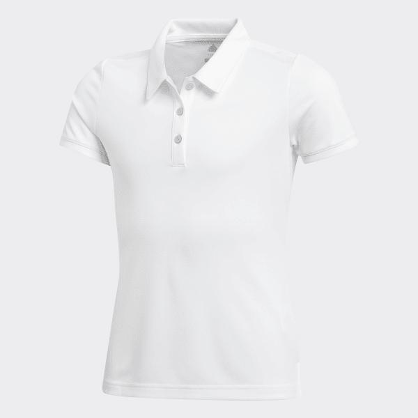 Tournament Polo Shirt White CD3732