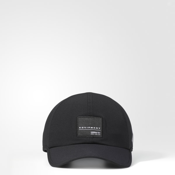 EQT Trainer Hat Black CI0916
