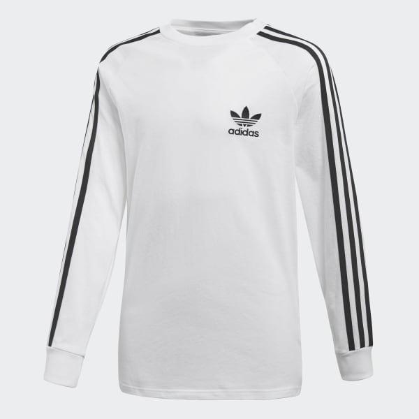 California T-Shirt weiß CE1070