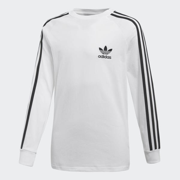 California T-shirt wit CE1070