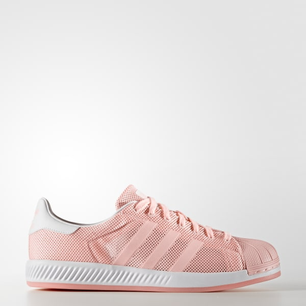 Superstar Bounce Shoes Pink BB2939