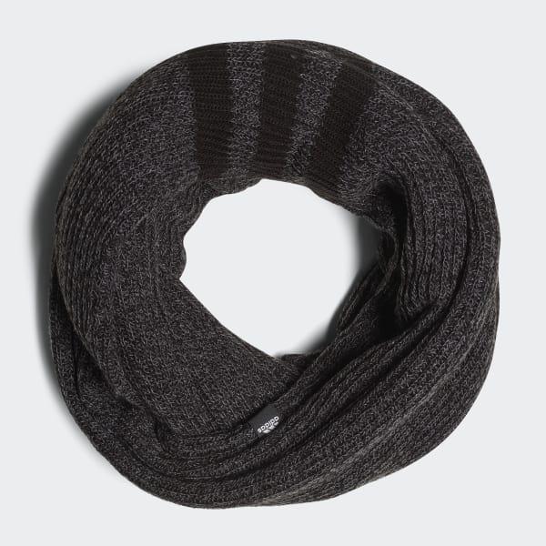3-Streifen Halswärmer schwarz BR9932