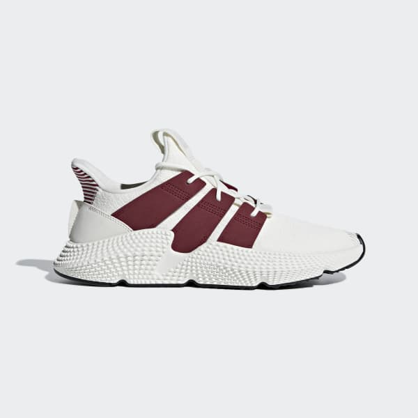 Prophere Shoes White D96658