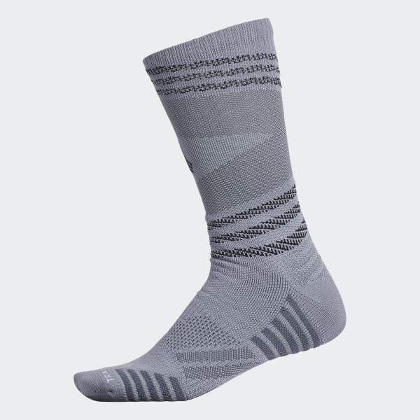 Tango 2 Crew Socks 1 Pair Grey CJ1522