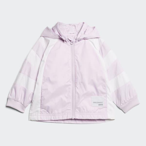 EQT Windbreaker rosa CW4729