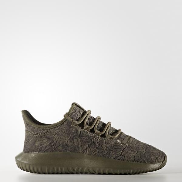 Tubular Shadow Oxidized Shoes Green BY3538