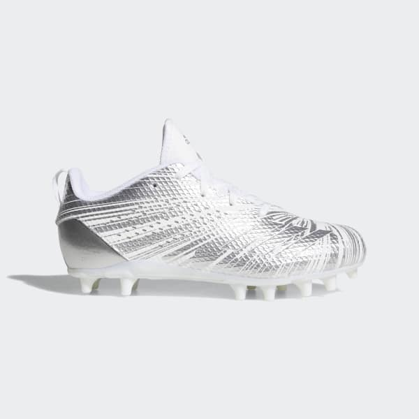 adizero 5-Star 7.0 Cleats Silver B37095