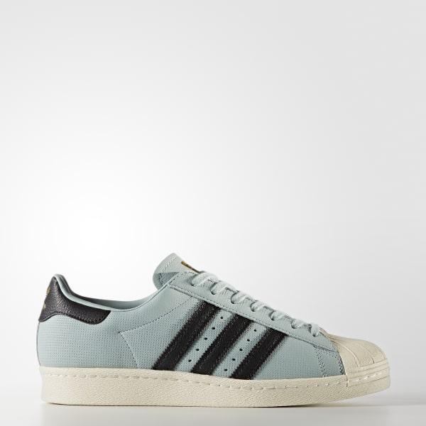 Superstar 80s Schuh blau BZ0143