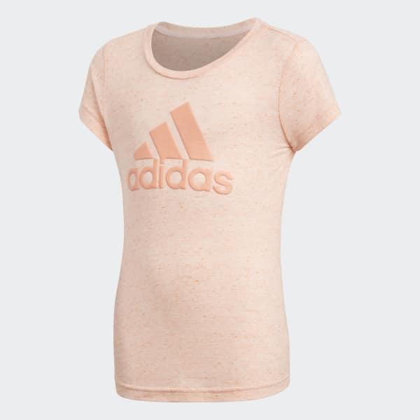 ID Winner T-shirt roze DJ1389