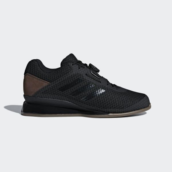 Leistung 16 II Boa Shoes Black AC6976